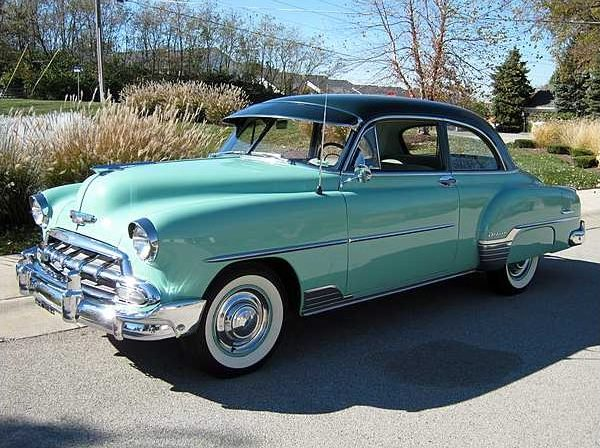 1952 chevrolet styleline deluxe 2 door mecum kansas city for 1952 chevy deluxe 2 door for sale