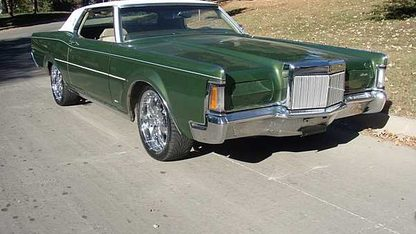 1971 Lincoln Mark III 2-Door
