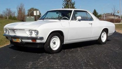 1965 Chevrolet Corvair Monza Coupe