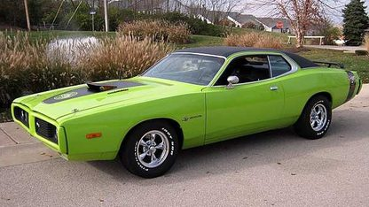 1973 Dodge Charger Super Bee Replica