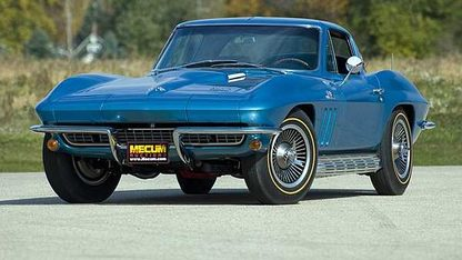 1966 Chevrolet Corvette Big Tank Coupe