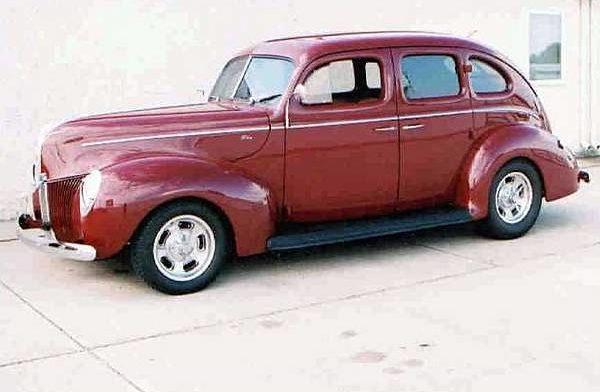 1940 ford 4 door sedan mecum kansas city 2010 s16 for 1940 ford 4 door sedan