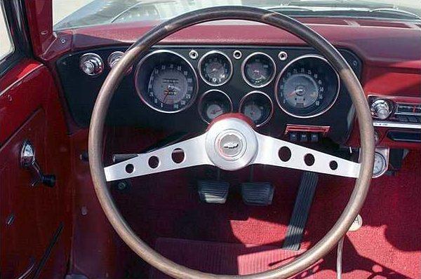 1966 Chevrolet Corvair Convertible 180 HP presented as lot S22 at Kansas City, MO 2010 - image5