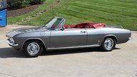 1966 Chevrolet Corvair Convertible 180 HP presented as lot S22 at Kansas City, MO 2010 - thumbail image3