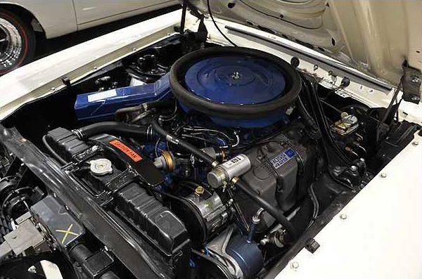 1969 Ford Mustang Boss 429 Fastback KK#1313, NASCAR S-Code, 4-Speed presented as lot S78.1 at Kansas City, MO 2010 - image5