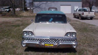 1959 Ford Ranch Station Wagon 292 CI, 3-Speed presented as lot T34 at Kansas City, MO 2011 - thumbail image8
