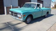 1969 GMC  Pickup 292 CI, 3-Speed presented as lot T45 at Kansas City, MO 2011 - thumbail image5