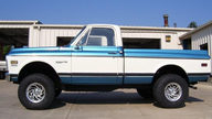 1972 Chevrolet C10 4x4 Pickup 350 CI, Automatic presented as lot T53 at Kansas City, MO 2011 - thumbail image2