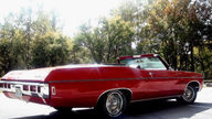 1969 Chevrolet Impala Convertible 350 CI, Automatic presented as lot T55 at Kansas City, MO 2011 - thumbail image10