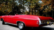 1969 Chevrolet Impala Convertible 350 CI, Automatic presented as lot T55 at Kansas City, MO 2011 - thumbail image2