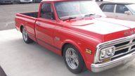 1969 GMC Short Bed Resto Mod 350 CI, Automatic presented as lot T69 at Kansas City, MO 2011 - thumbail image8