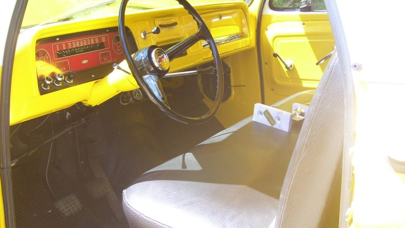 1966 Chevrolet C10 Pickup 292 CI, 3-Speed presented as lot T73 at Kansas City, MO 2011 - image5