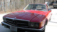 1982 Mercedes-Benz 380SL Convertible Automatic presented as lot T82 at Kansas City, MO 2011 - thumbail image6