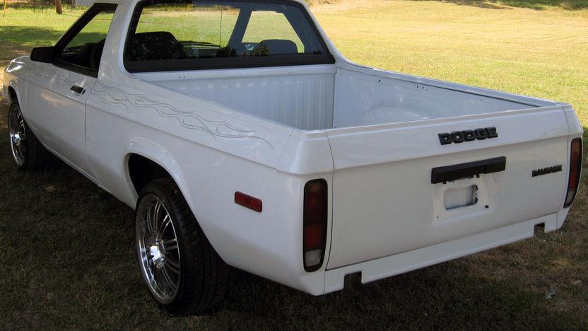 1984 Dodge Rampage Pickup Automatic presented as lot T84 at Kansas City, MO 2011 - image3