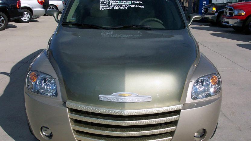 2006 Chevrolet HHR SEMA Show Car presented as lot T91 at Kansas City, MO 2011 - image7