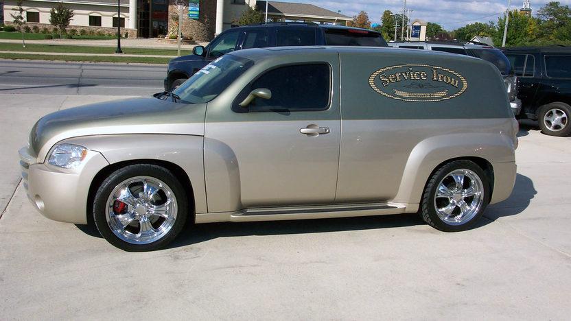 2006 Chevrolet HHR SEMA Show Car presented as lot T91 at Kansas City, MO 2011 - image8