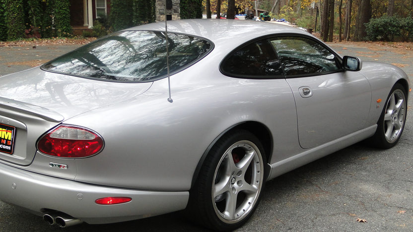 2005 Jaguar XKR Coupe 390 HP, Automatic presented as lot T113 at Kansas City, MO 2011 - image3