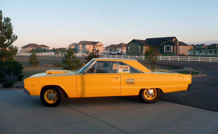 1966 Dodge Coronet 440 CI, Automatic presented as lot T117 at Kansas City, MO 2011 - image2