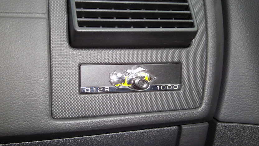 2007 Dodge Charger SRT8 Super Bee 370/425 HP, Automatic presented as lot T118 at Kansas City, MO 2011 - image5