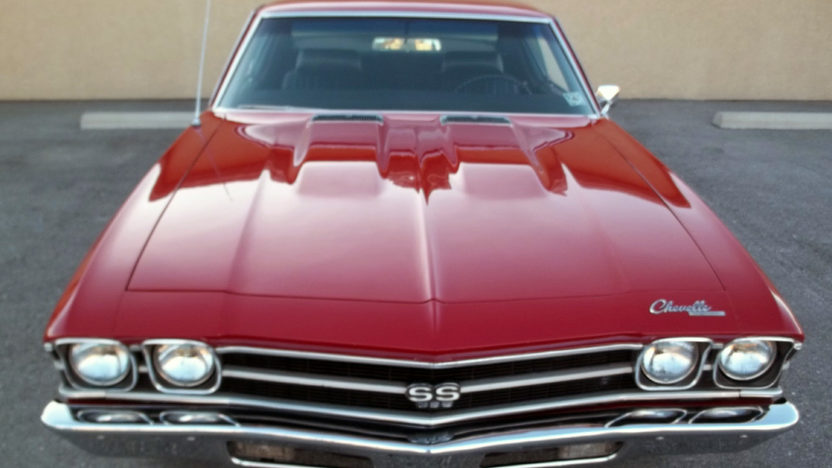 1969 Chevrolet Chevelle SS 2-Door Hardtop 396 CI, 4-Speed presented as lot T132 at Kansas City, MO 2011 - image8