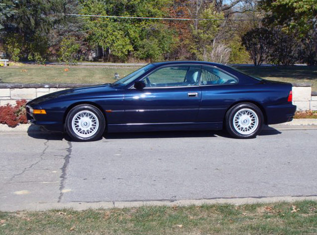1997 BMW 850ci Coupe presented as lot T133 at Kansas City, MO 2011 - image7
