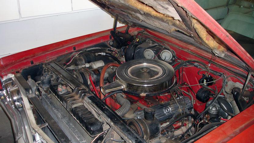 1963 Oldsmobile Starfire presented as lot T201 at Kansas City, MO 2011 - image3