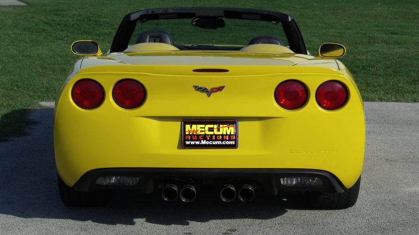 2009 Chevrolet Corvette Convertible presented as lot T143 at Kansas City, MO 2011 - image5