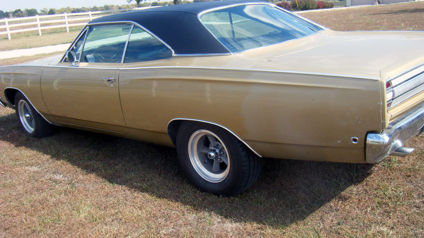 1968 Plymouth Satellite 360 CI, Automatic presented as lot T146 at Kansas City, MO 2011 - image2