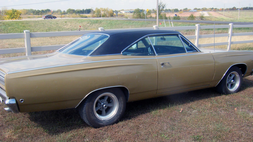 1968 Plymouth Satellite 360 CI, Automatic presented as lot T146 at Kansas City, MO 2011 - image5