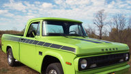 1970 Dodge Sweptline Shortbed Pickup 318 CI, Automatic presented as lot T252 at Kansas City, MO 2011 - thumbail image6