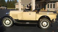 1929 Ford Model A Roadster Pickup presented as lot T254 at Kansas City, MO 2011 - thumbail image3