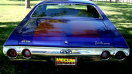 1972 Chevrolet Chevelle 2-Door Hardtop 454/450 HP, Automatic presented as lot T255 at Kansas City, MO 2011 - thumbail image7