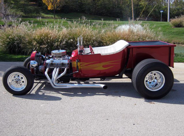 1927 Ford T-Bucket 400 CI, Automatic presented as lot T159 at Kansas City, MO 2011 - image2