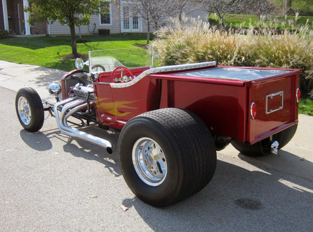 1927 Ford T-Bucket 400 CI, Automatic presented as lot T159 at Kansas City, MO 2011 - image3