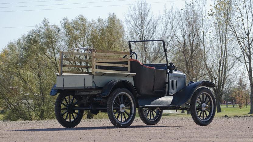 1925 Ford Model T Pickup Manual presented as lot T181 at Kansas City, MO 2011 - image3