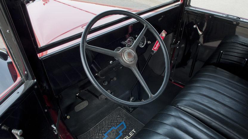 1933 Chevrolet 1 1/2 Ton Stake Bed Pickup 206 CI, 4-Speed  presented as lot T188 at Kansas City, MO 2011 - image4