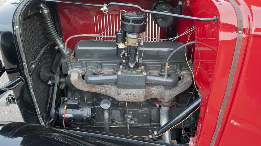 1933 Chevrolet 1 1/2 Ton Stake Bed Pickup 206 CI, 4-Speed  presented as lot T188 at Kansas City, MO 2011 - image6