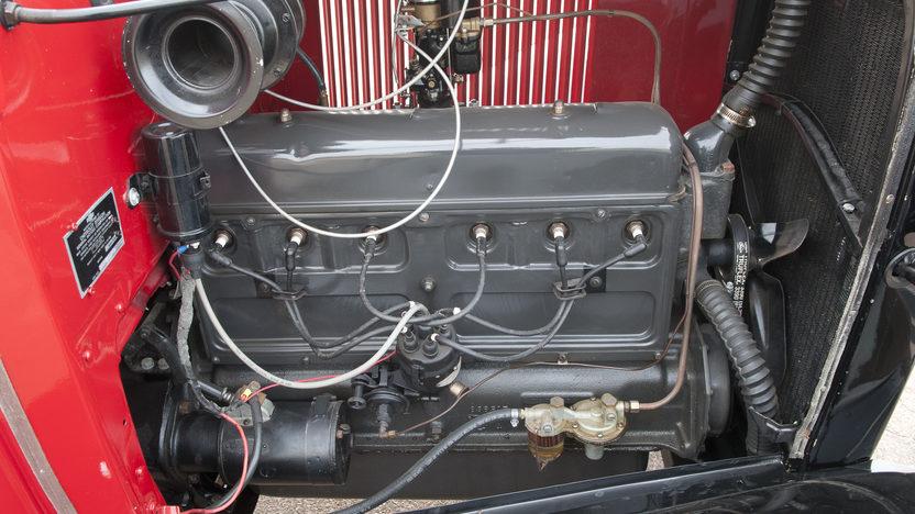 1933 Chevrolet 1 1/2 Ton Stake Bed Pickup 206 CI, 4-Speed  presented as lot T188 at Kansas City, MO 2011 - image7
