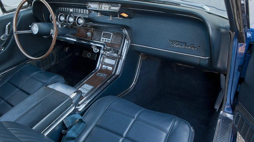 1966 Ford Thunderbird 390 CI, Automatic presented as lot T189 at Kansas City, MO 2011 - image5