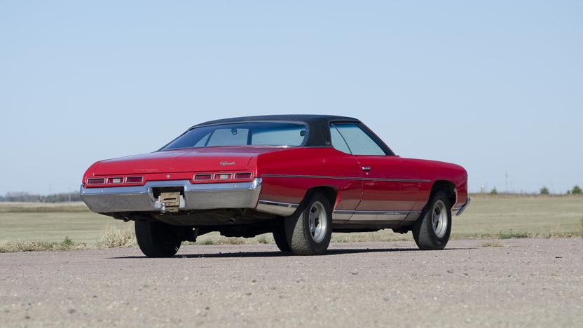 1971 Chevrolet Impala 400 CI, Automatic presented as lot T191 at Kansas City, MO 2011 - image2
