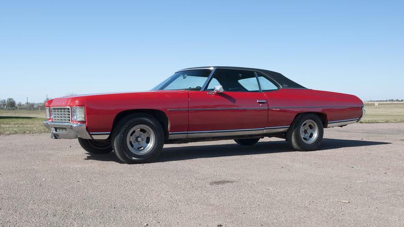 1971 Chevrolet Impala 400 CI, Automatic presented as lot T191 at Kansas City, MO 2011 - image3