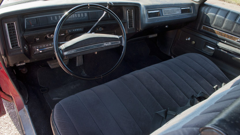 1971 Chevrolet Impala 400 CI, Automatic presented as lot T191 at Kansas City, MO 2011 - image4