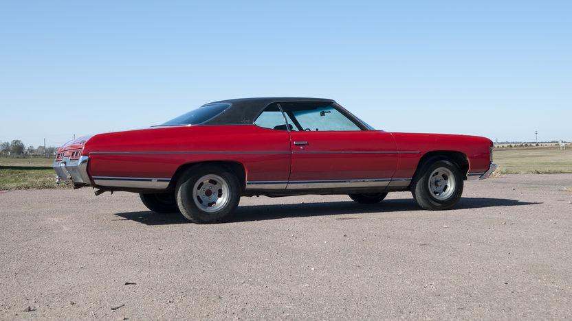 1971 Chevrolet Impala 400 CI, Automatic presented as lot T191 at Kansas City, MO 2011 - image6