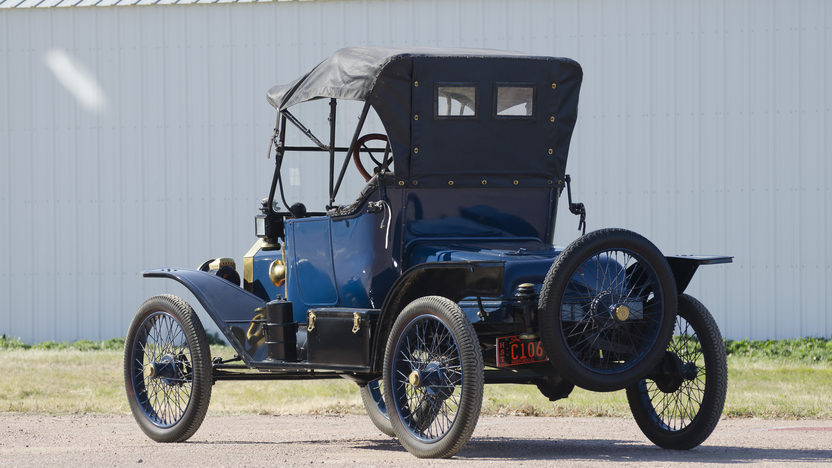 1914 Ford Model T presented as lot T194 at Kansas City, MO 2011 - image7
