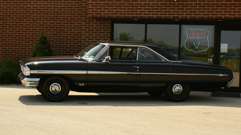 1964 Ford Galaxie XL 500 390 CI, 4-Speed presented as lot T197 at Kansas City, MO 2011 - image3