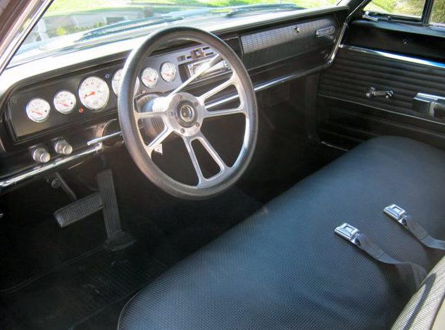 1966 Dodge Coronet 2-Door Hardtop 440 CI, Automatic presented as lot T202 at Kansas City, MO 2011 - image4