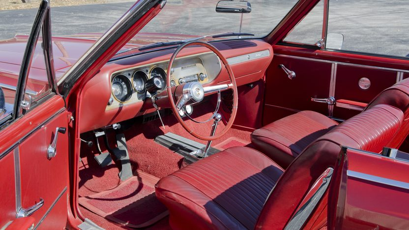 1964 Chevrolet Chevelle SS Convertible 283/220 HP, 4-Speed presented as lot T205 at Kansas City, MO 2011 - image3