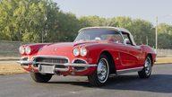 1962 Chevrolet Corvette 327/300 HP, 4-Speed presented as lot S82.1 at Kansas City, MO 2011 - thumbail image8