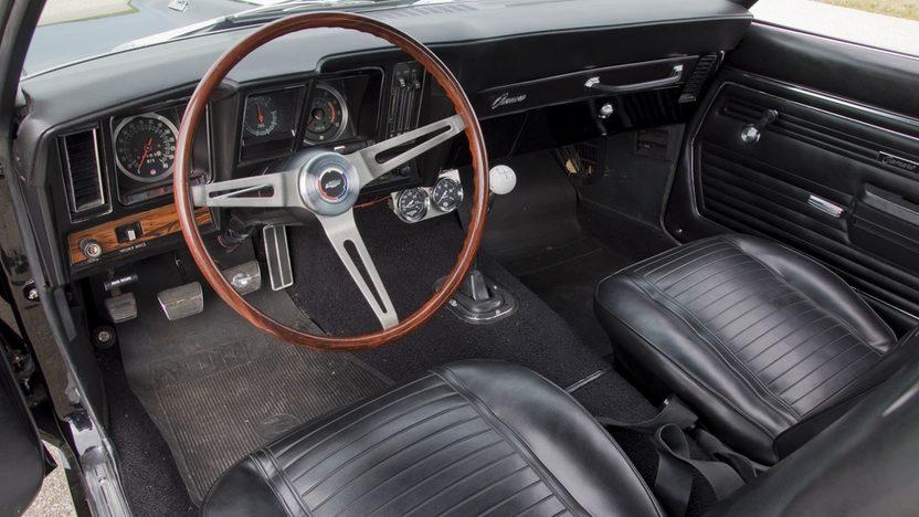 1969 Chevrolet Camaro 396 CI, 4-Speed presented as lot T210 at Kansas City, MO 2011 - image4