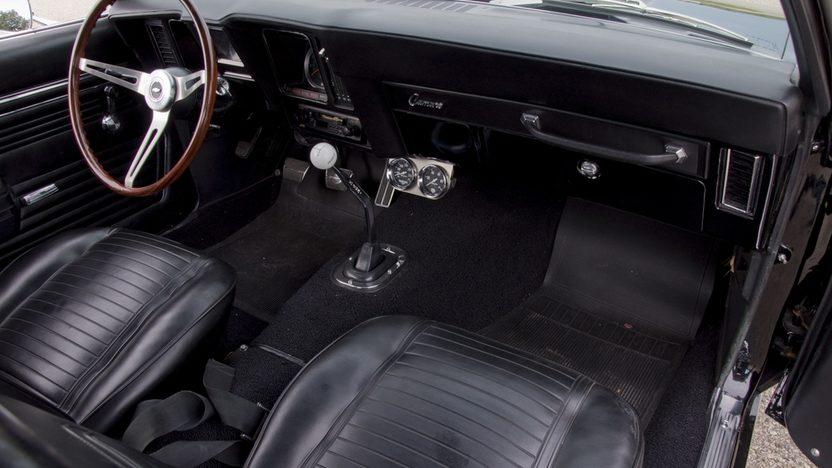 1969 Chevrolet Camaro 396 CI, 4-Speed presented as lot T210 at Kansas City, MO 2011 - image5